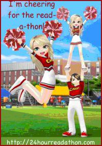 Cheerleaderbadge